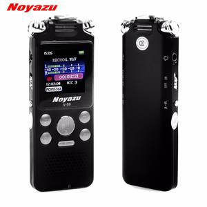 NOYAZU Professional Mp3 Player Noise Reduction Fast Charging 16G Two-way Microphone