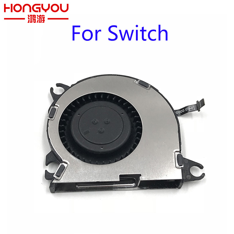 Original repair parts radiation Cooling fan for Nintend Switch NS Switch console Built-in cooling fan cooling fan for rs6000 f80 24l1730 f73810 fa 560 106 003 original 95