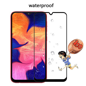 Image 3 - Protector de cristal templado para pantalla de móvil, película protectora para Samsung A10, Galaxy A10 S, A01, Glas a 10, A105F, 9h