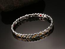 Высококачественные модные браслеты из нержавеющей стали germaniun