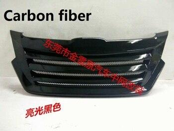 Phù hợp cho HONDA ELYSION 16-18 Carbon sợi hoặc FPR nướng lưới tản nhiệt