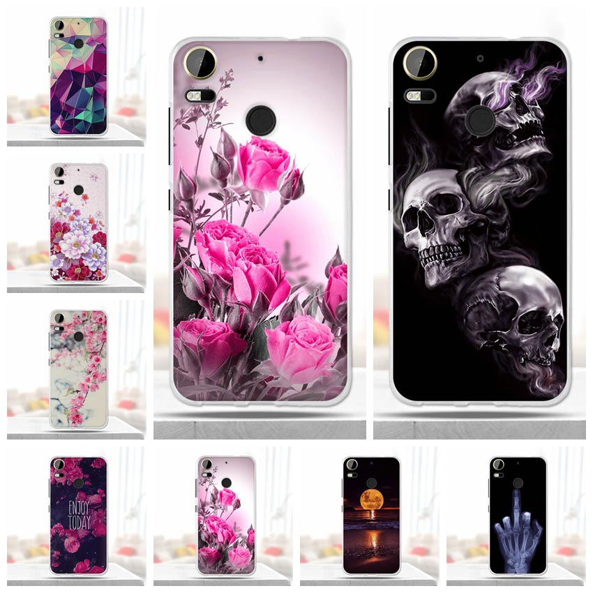 Cover For HTC Desire 10 pro Case 5.5