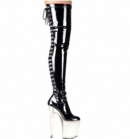 Compare Prices on 8 Inch Thigh High Boots- Online Shopping/Buy Low ...