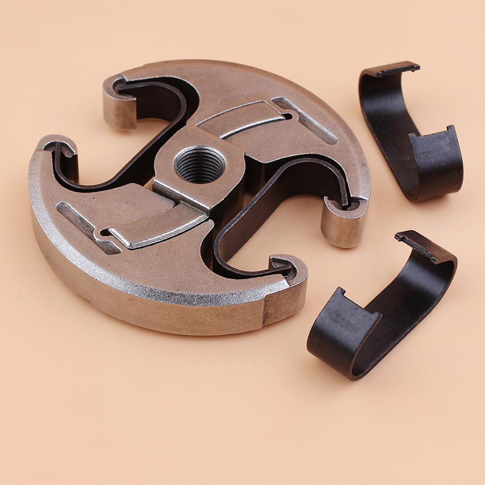 US $13 89 |Clutch Assembly w/ Spring Kit For HUSQVARNA 340 345 346 XP 353  350 445 Chainsaw Replacement Parts-in Chainsaws from Tools on  Aliexpress com