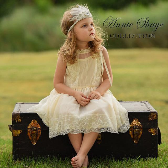 La renascimento de Annie Shaye coleção, Coroa tiara flor pena Bohemian Headband meninas pena Crown Headband 1 pc