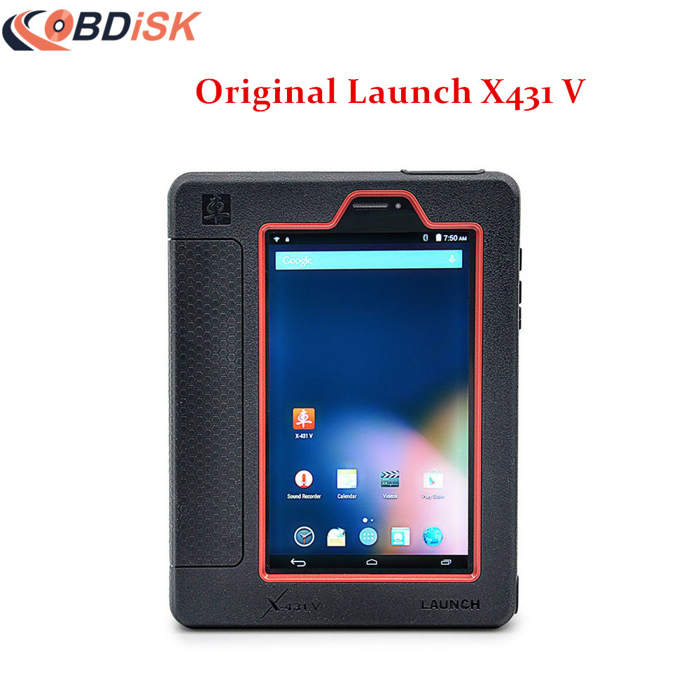 Original Launch X431 V Global Version Full System Diagnostic Tool X431-V Wifi/Bluetooth Scanner Better than Launch X431 5C