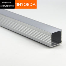 Tinyorda 100 шт (длина 2 м) led профиль alu канала для 30 мм