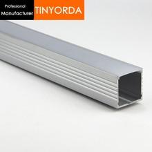 Tinyorda 100Pcs(2M Length) Led Alu Profile  Channel Profil for 30mm LED Strip Light [Professional Manufacturer]TAP3535