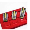 МОМО Гоночный Автомобиль Педали Руководство Алюминий Педаль Плиты Отдых Газ Тормоз для Forudi A4 B8 S4 RS4 Q3 A5 S5 RS5 8 Т Q5 8R SQ5 A6 C7