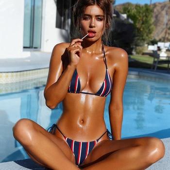 Brazilian Micro Bikini Set