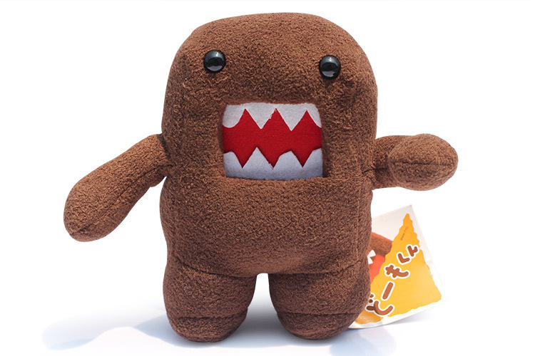 Cute Domo Kun Plush Doll Toy 7