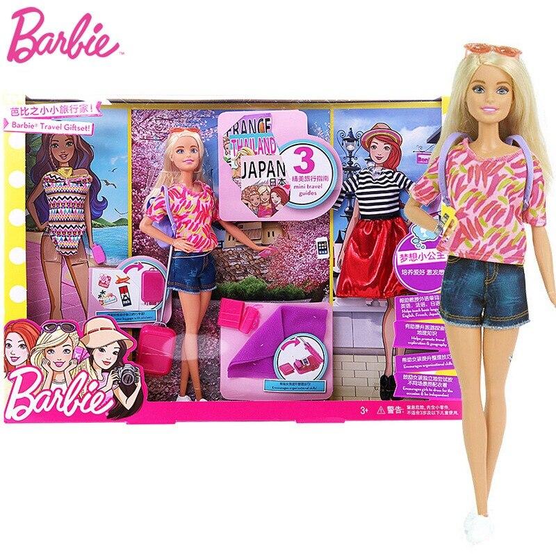 02edfef1c4958 Barbie originale 18 pouces mode Combo Girll concepteur créatif super-héros  à princesse Animal ensemble
