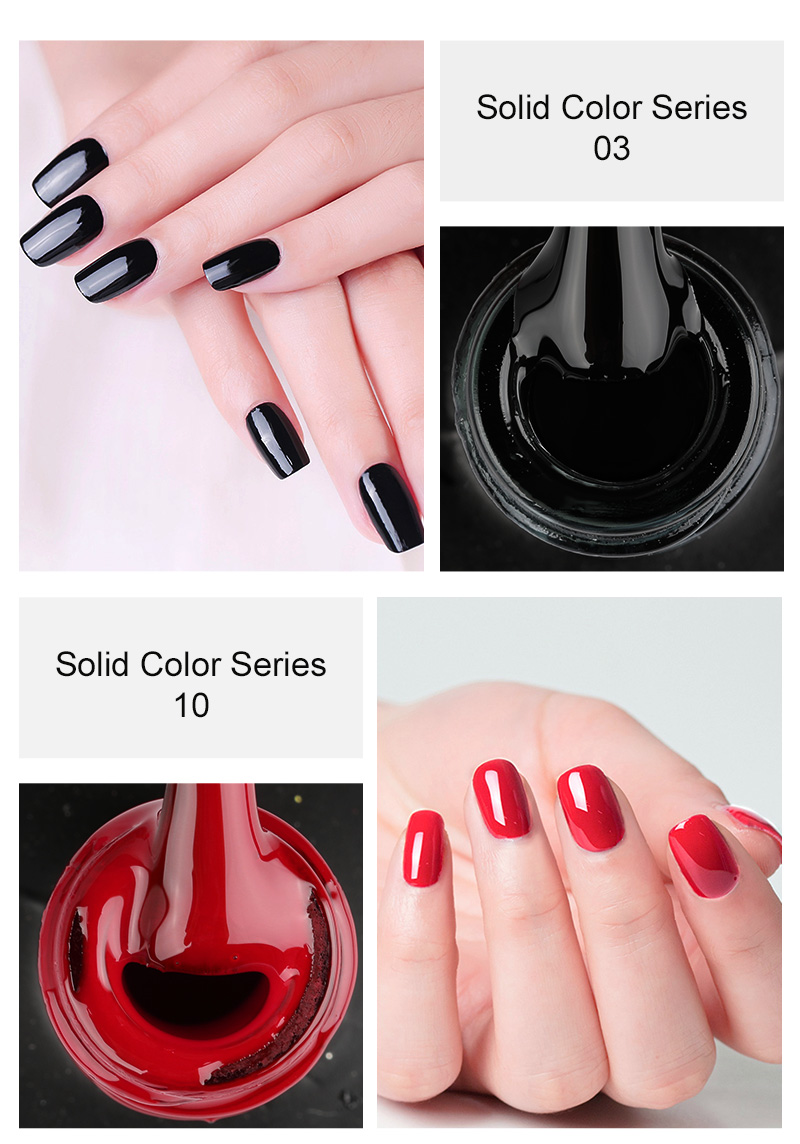ROSALIND 7ml Gel nail polish Hybrid manicure Set For Poly gel painting art UV LED Lamp nail Gel Varinishes
