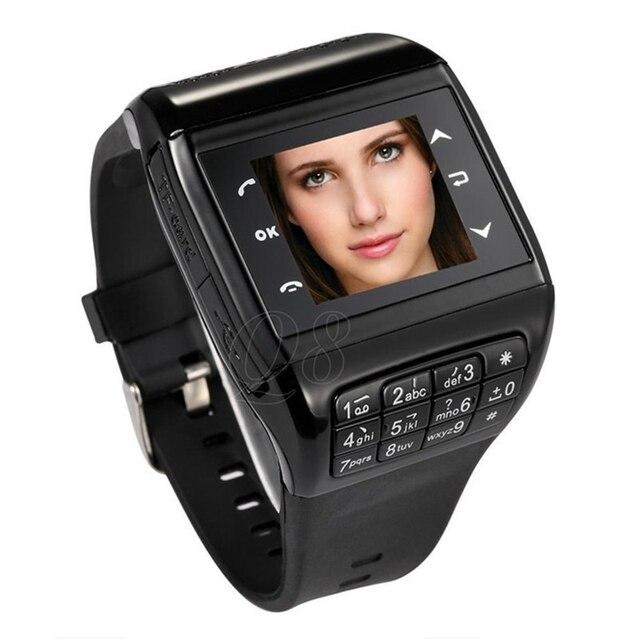 Sepver Dual SIM card smart watch phone Q8 с TF bluetooth камера с сенсорным экраном FM MP3/MP4 gsm smartwatch мобильный телефон