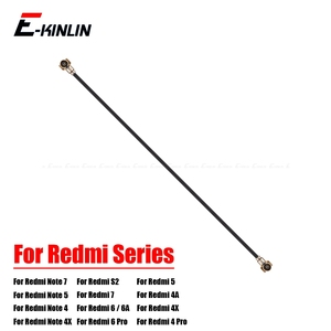 Image 1 - Anten sinyal Wifi anten Flex kablo şerit için XiaoMi Redmi not 7 6 6A 5 5A 4X 4A 4 3 s2 Pro artı küresel yedek parçaları