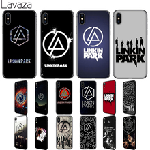 Lavaza Linkin Park Soft Silicone Case Cover for Apple iPhone 6 6S 7 8 Plus 5 5S SE X XS 11 Pro MAX XR