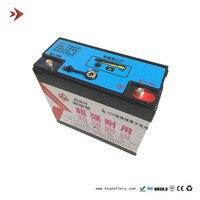 12 В в 30AH литий ионный аккумулятор с BMS 30A глубокий цикл для наружного питания Кемпинг свет электрическая сеть