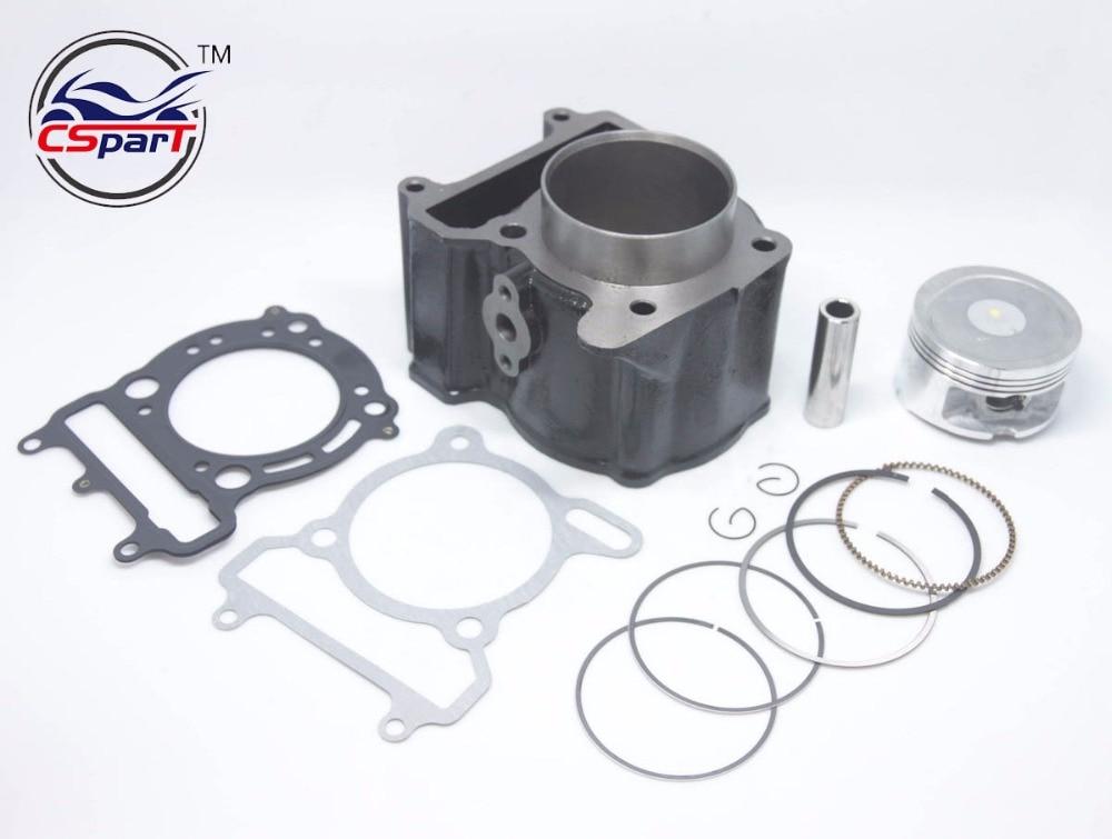 70mm Cylinder Piston Ring Kit YP260 257 YP250 VOG 260CC Linhai QianJiang Keeway ATV UTV BUYANG