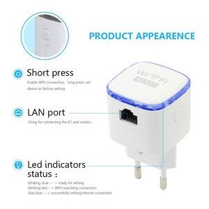 Image 4 - Wifi Range Extender 300Mbps Viaggi Wi Fi Ripetitore/Internet Ripetitore Del Segnale Amplificatore Porta Ethernet per I Viaggi Wifi Router/ casa Ap
