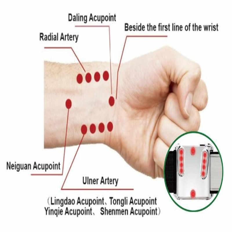 Therapeutic เลเซอร์นาฬิกา Therapy หูอื้อหูการติดเชื้อการได้ยิน otitis Media เลเซอร์นาฬิกาทินนี่กายภาพบำบัด LLLT 650nm