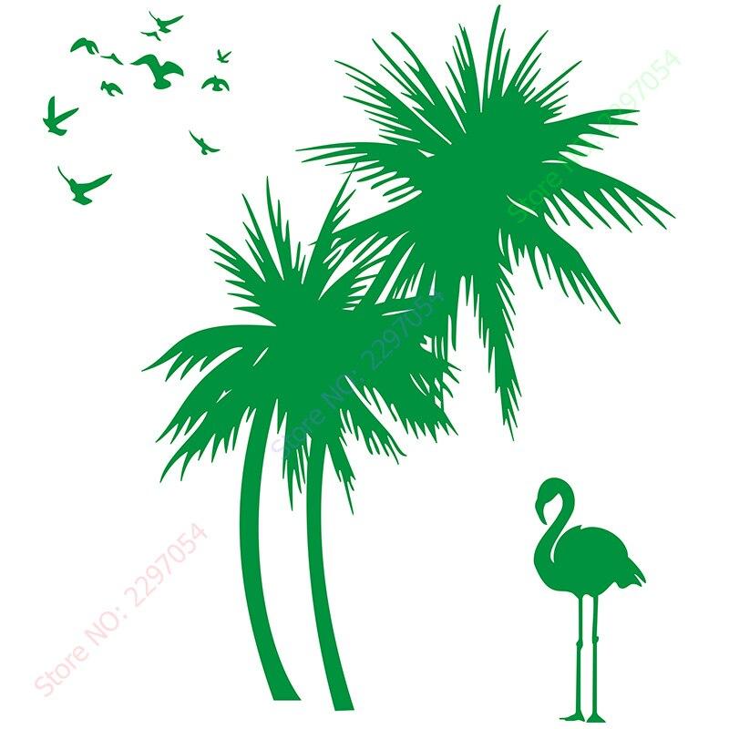 Sıcak Satış Büyük Palmiye ağaçları Kuş yapıştırıcı - Ev Dekoru - Fotoğraf 2