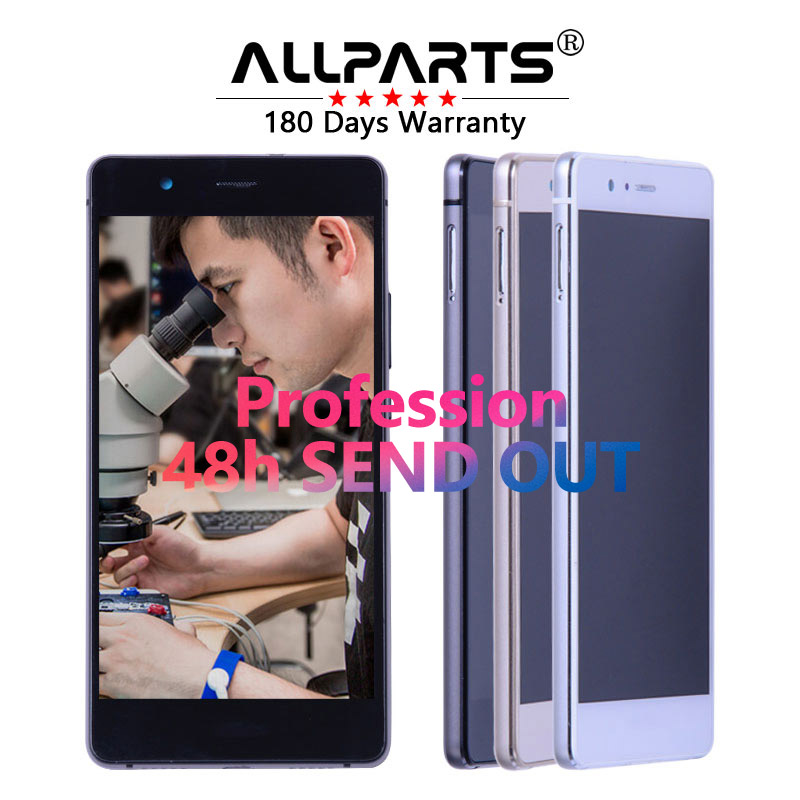 ALLPARTS Original 5 2 Inch Black White Golden Display For HUAWEI P9 Lite LCD With Touch