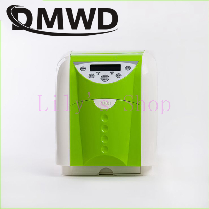 DMWD heating Wipes machine natural humidifier heated wet dispenser towel Temperature and humidity adjustable EU US plug цена
