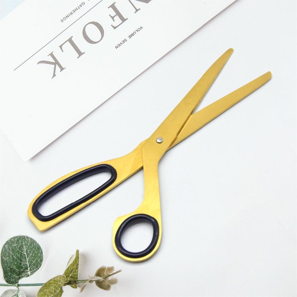 Guoyi G005 European Craft Scissors Cutting Supplies School Student Stationery Office Countertop Storage 3