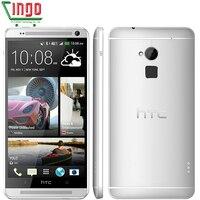 Unlocked HTC One Max 16/32GB ROM 2GB RAM Quad core 3G&4G Mobile Phone 5.9inch 4MP WIFI GPS HTC ONE MAX Smartphone