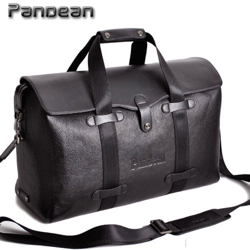 Free Shipping Brand Genuine Leather Designer Luggage First Layer Of Cowhide Business Bag Travel ...
