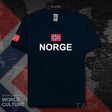 826d9c12 Norway Norge men t shirts fashion 2017 jerseys nation team tshirt cotton  t-shirt meeting