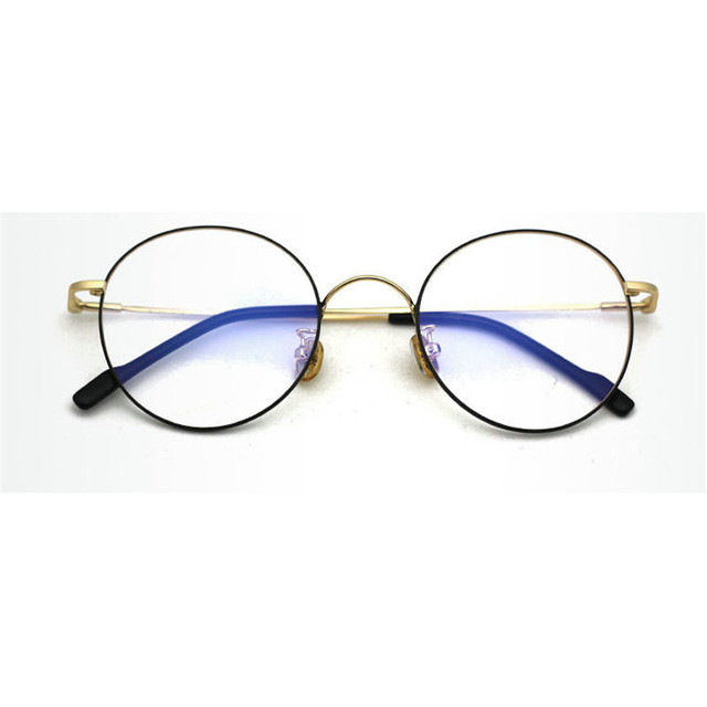 MINCL/Glasses Frames Round Spectacle For Harry Potter Glasses With ...