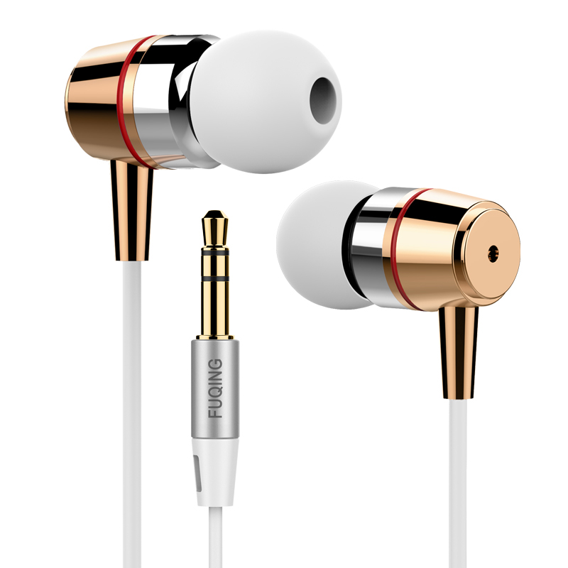 US $3 44 31% OFF|Super bass earphones Metal Ear Universal 3 5MM clear voice  amazing sound earphone for Sony Xperia Z L36h C6603 Free Shipping-in