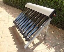 1セットのソーラーコレクターの太陽熱温水ヒーター、10排気管、ヒートパイプ真空管、新しい