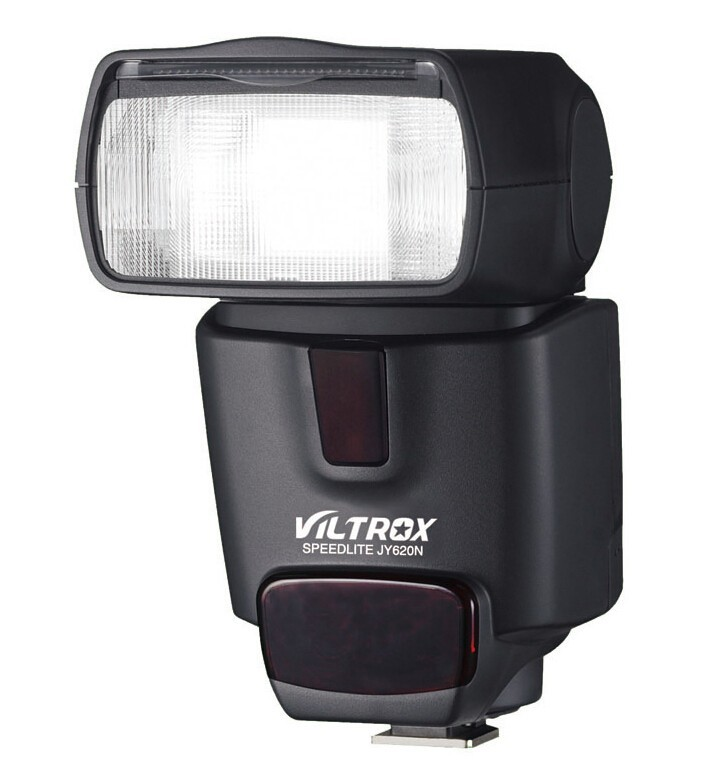 Viltrox JY-620N Camera TTL Flash Speedlite for Nikon D810 D800 D700 D3100 D3200 D5200 D5300 D7000 D90
