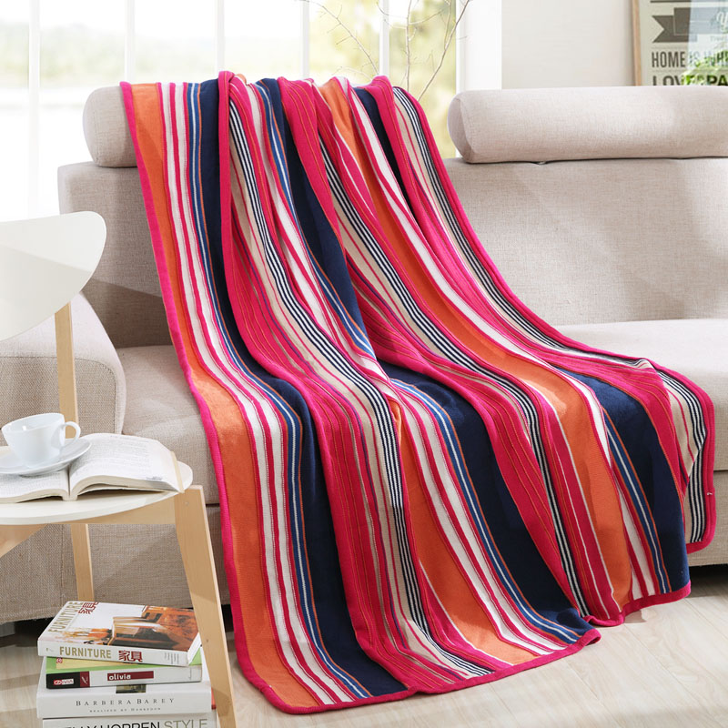 macrame blanket popular cotton knitted throw buy cheap cotton knitted 5860