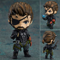 Boxed Nendoroid 565 METAL GEAR SOLID Venom Snake Sons of liberty Game PVC Action Figure Resin Collection Model Toy Gifts Cosplay