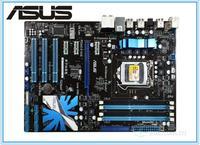 Original Motherboard For ASUS P7H55 Boards LGA 1156 DDR3 For I3 I5 I7 Cpu 16GB USB2