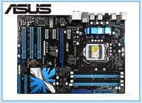 Original Motherboard For ASUS P7H55 Boards LGA 1156 DDR3 For I3 I5 I7 Cpu 16GB USB2