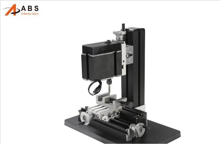 12000rmin 60W,All-Metal 8 in 1,Milling ,Drilling ,Wood Turning,Jag,Saw,Sanding Mini Lathe Machine,for DIY work tool (6)