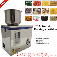 Fulling Racking Machine Packing Machine 1 200g 220V Automatic Weighing Small Granular Pack Food Package New