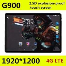 "2019 New Original 10 inch Tablet PC Octa Core 4GB RAM 64GB ROM 1920*1200 IPS 2.5D Tempered Glass Screen  GPS WiFi 10"" Tablet"