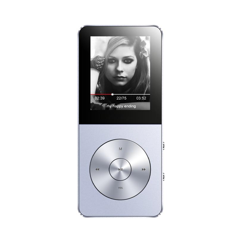 MP3-mängija IQQ X1 Mini kaasaskantav sport-raadio-videomuusika - Kaasaskantav audio ja video - Foto 4