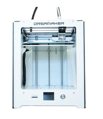 Desktop high precision dual extruder nozzle large size ultimaker2 structure dreamaker 3D printer