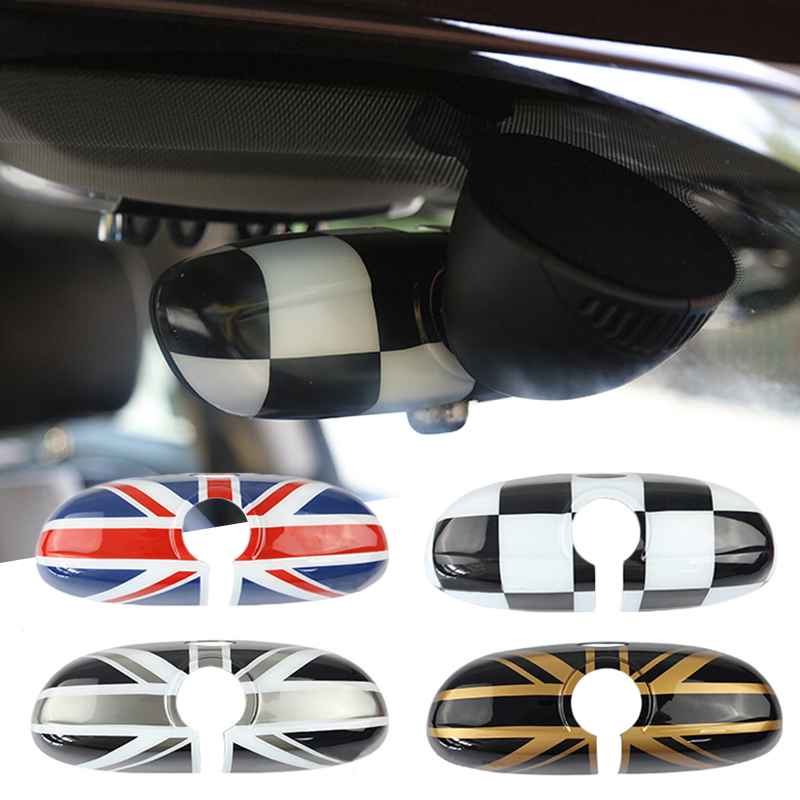 For MINI Cooper Clubman Countryman F54 F60 Union Jack Side View Mirror Cover Cap