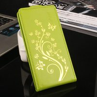 Gold Stamping Luxury High Quality PU Leather Case For Elephone P9000 Lite Cover Case For Elephone