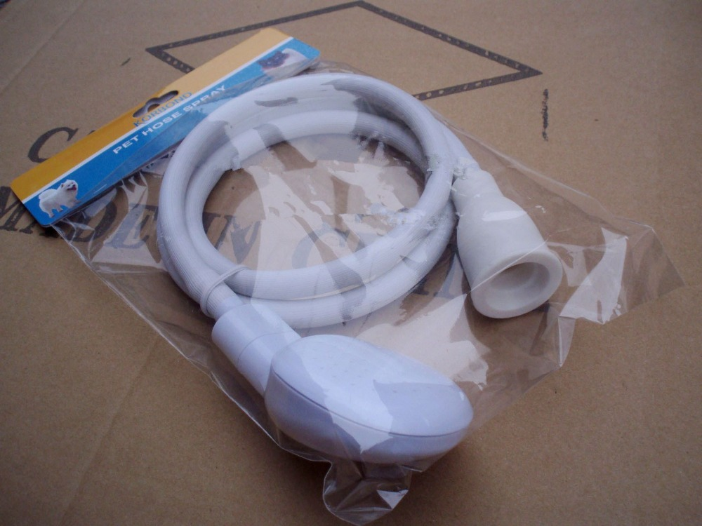 Portable Shower Head Bathtub Spray With Hose Handheld Shower Head ...