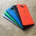 Nova marca para nokia lumia 950xl 950 tampa traseira porta da bateria habitação peças de reposição