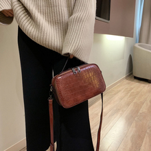 Women Pattern Leather Small Crossbody Bags (5 colors)