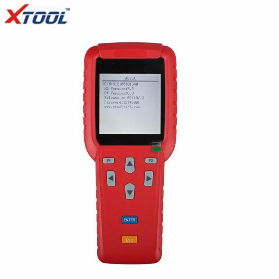 Xtool X100 Key Programmer X 100 X 100 Auto Key Programmer ...